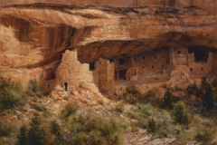 Robert Peters - Ancient Empire Mesa Verde