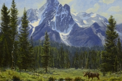 Robert Peters - Morans Moose