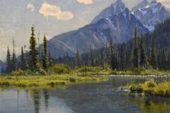 Robert Peters - Stilled Waters