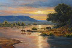 Robert Peters - Western Gold
